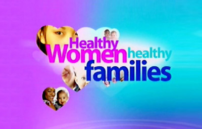 healthy woman healthy families