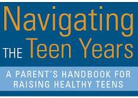 navigating the teen years