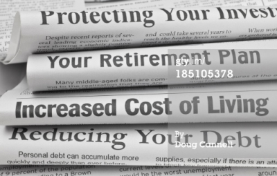 new paper images on saving retirements debt